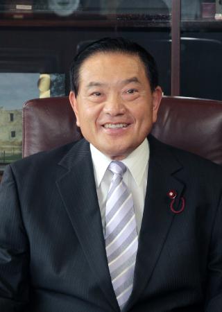 満永寿博理事長